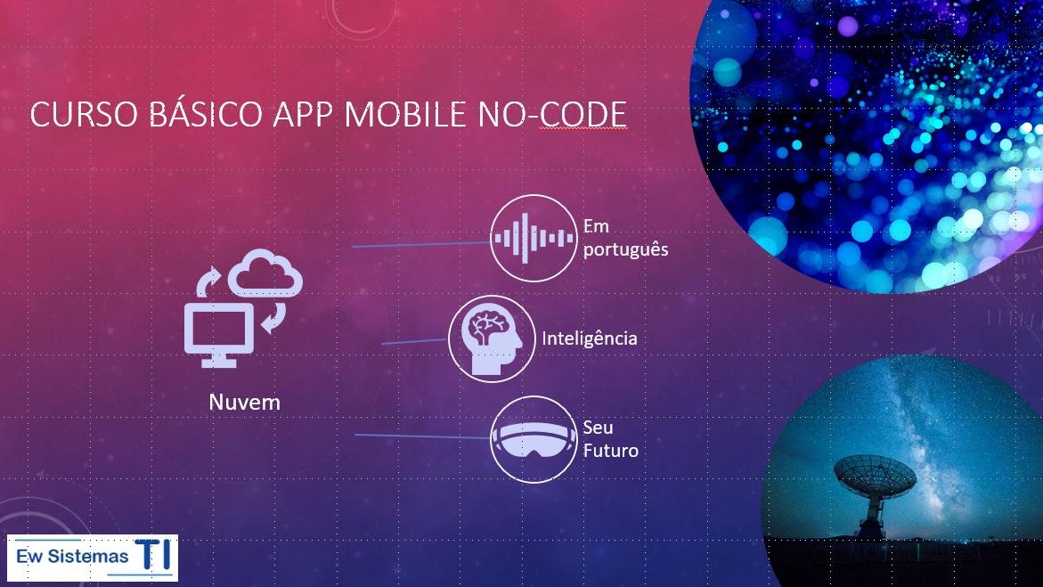 Curso Básico App Mobile Low-Code