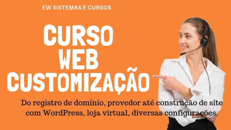 Web Customização